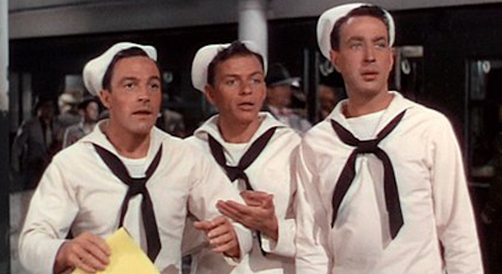 movies, Musicals, on the town, frank sinatra, Gene Kelly