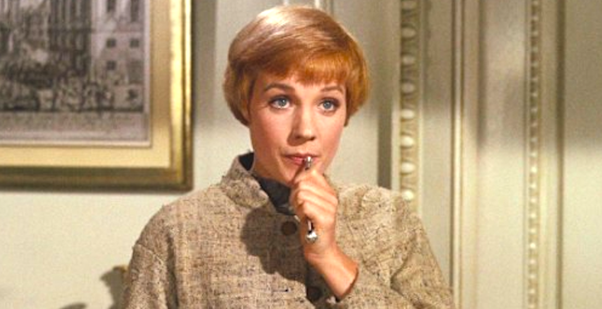movies, Musicals, The Sound of Music, Julie Andrews