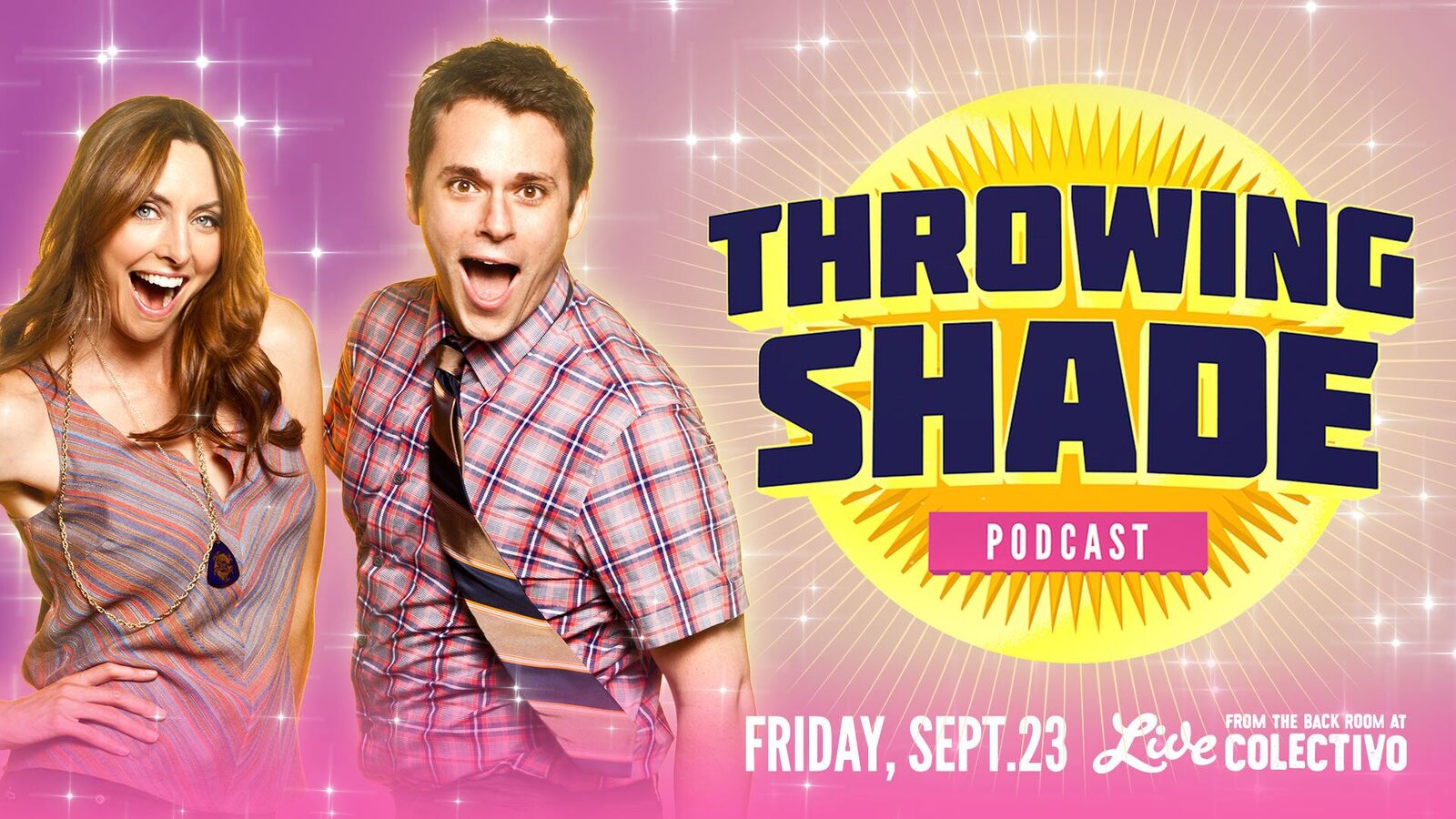 Throwing Shade podcast, pop culture, Music