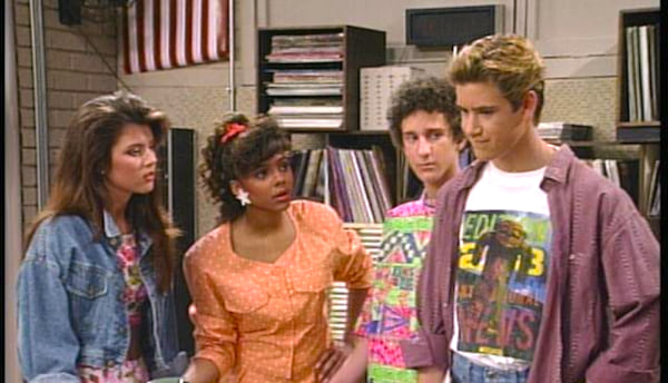 tv, 90s Tv shows, Saved By The Bell