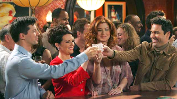 tv, 90s Tv shows, Will and Grace
