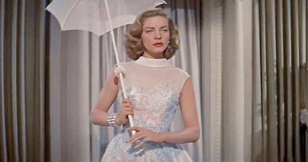 Lauren Bacall in How to Marry a Millionaire