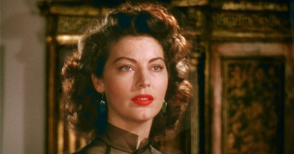 Ava Gardner in Pandora and the Flying Dutchman