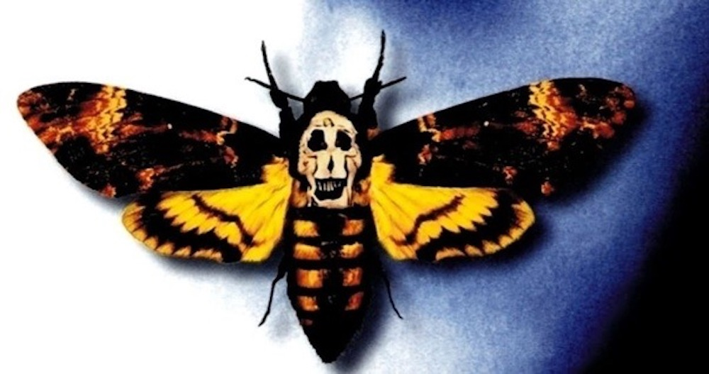 movies, the silence of the lambs, moth