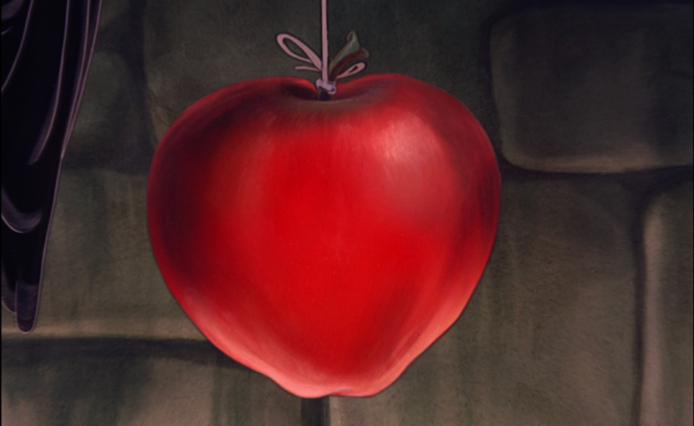 movies, Disney, snow white and the seven dwarfs, the apple