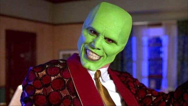movies, The Mask, 90s, jim carrey