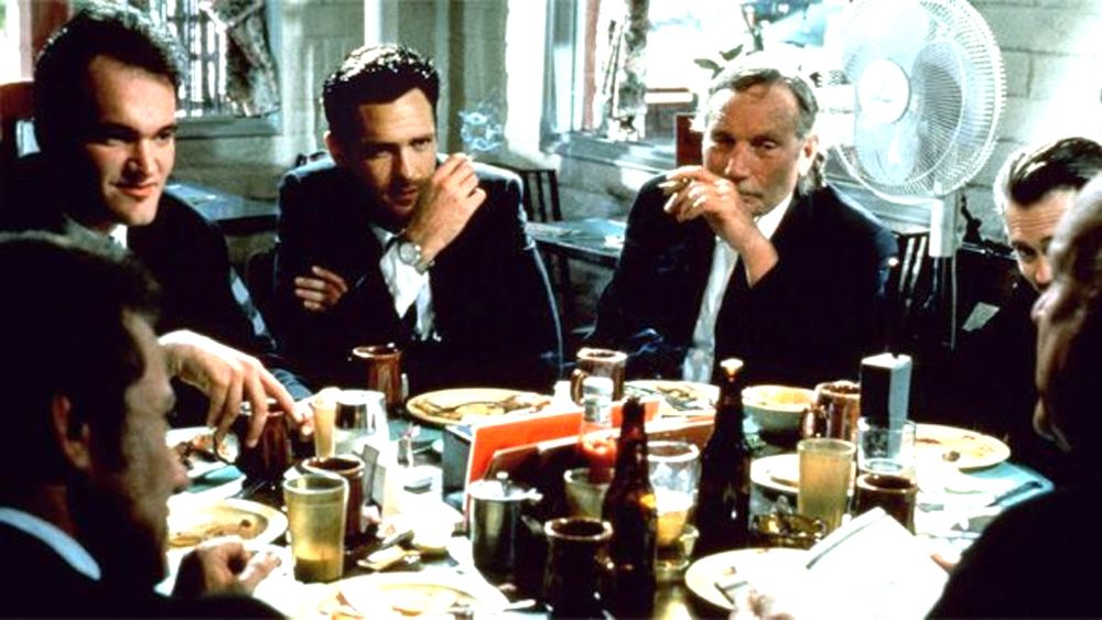movies, 90s, Reservoir dogs