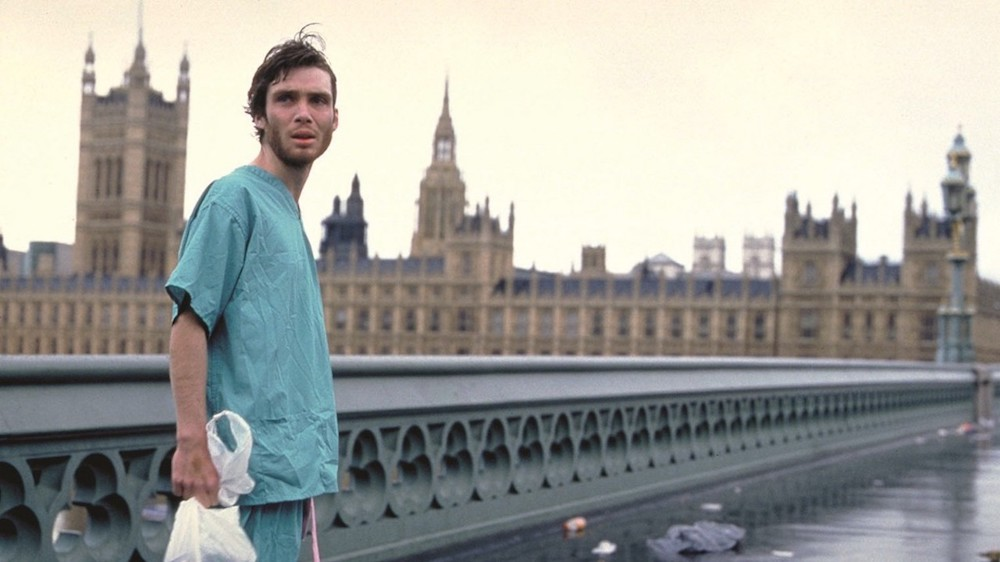 movies, 28 Days Later, cillian murphy