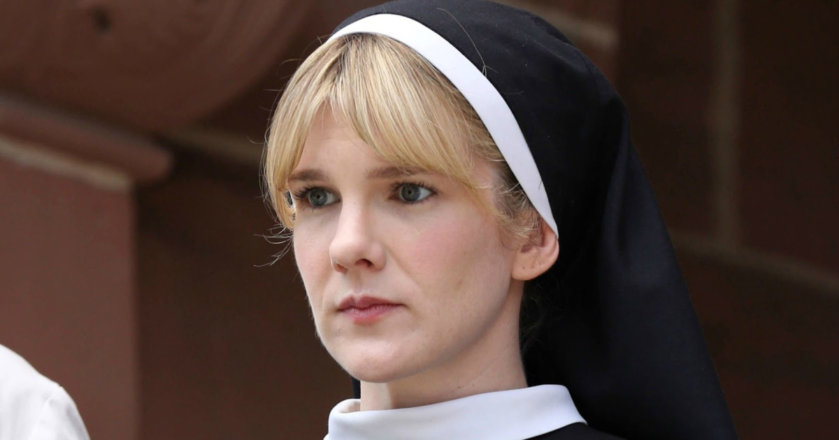 Lily Rabe as Siter Mary in American Horror Story: Asylum