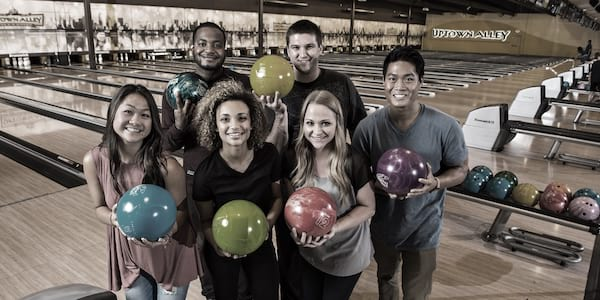 bowling, science & tech, fitness