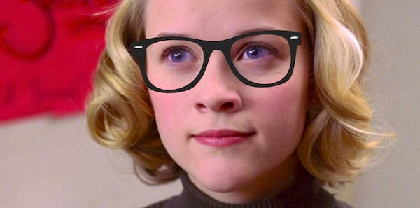 hero, election, reese witherspoon, glasses, smart, school, quiz, trivia, juju