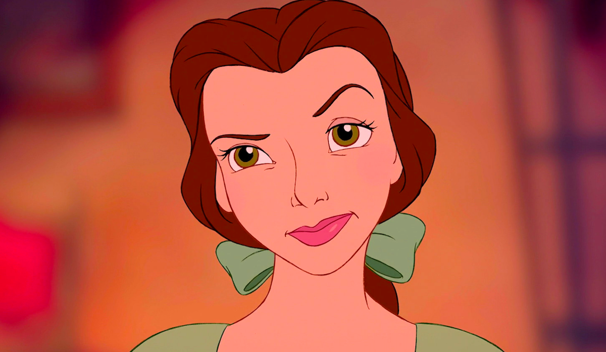 movies, Disney, beauty and the beast, belle