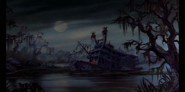 Devil's Bayou and Madame Medusa - The Rescuers, movies