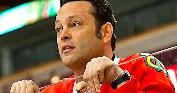 Vince Vaughn, blackhawks, Chicago, the dilemma, liz