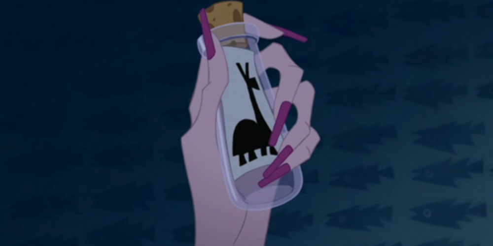 Emperor's New Groove, Yzma, Llama Potion, Disney, movies
