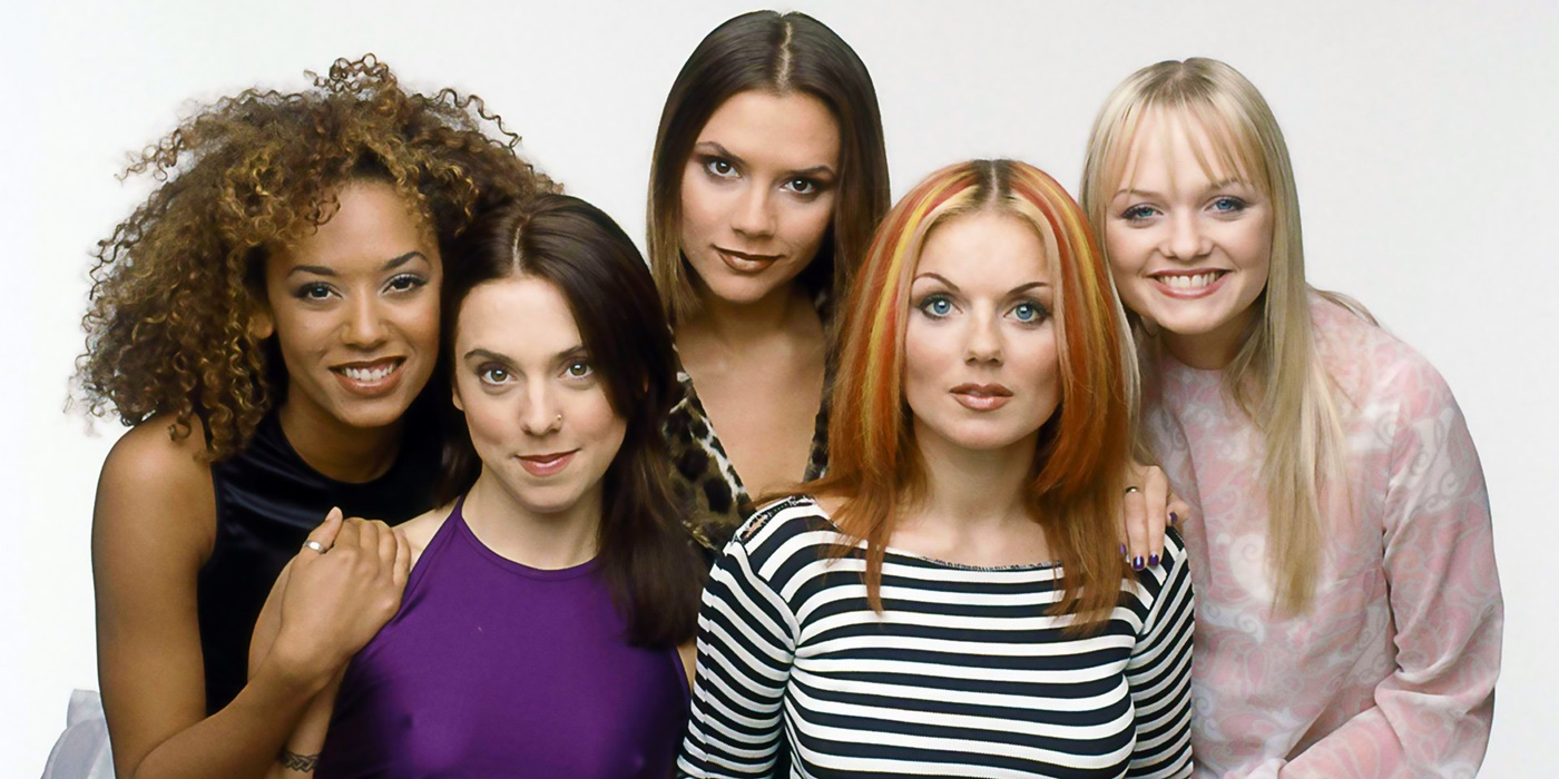 the spice girls flashback friday, science & tech, pop culture