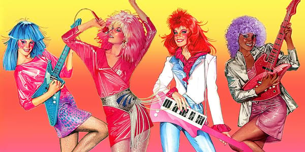 jem and the holograms flashback friday, science & tech, pop culture