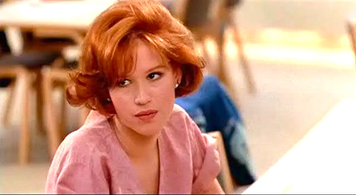 movies, 80s, celebs, the breakfast club, molly ringwald
