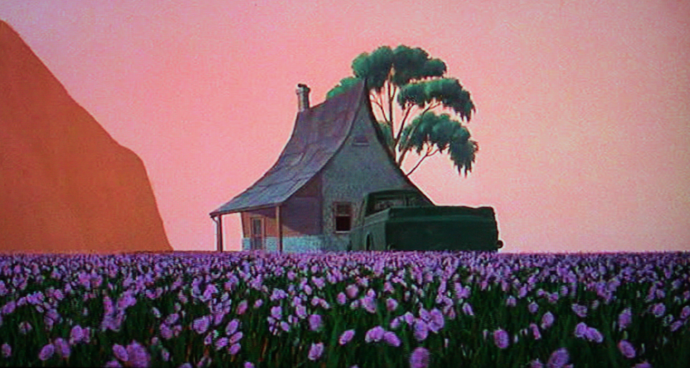 movies, Disney, the rescuers down under, opening scene