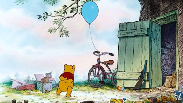 movies, Disney, the many adventures of winnie the pooh