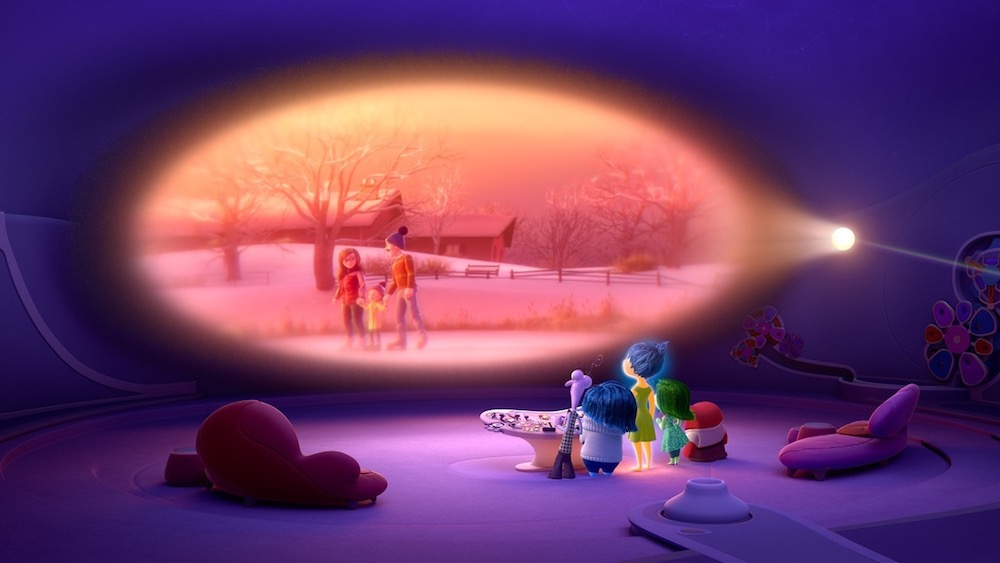 movies, pixar, Inside Out