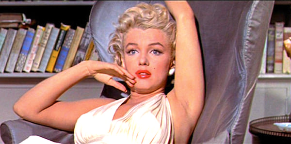 movies, celebs, the seven year itch, marilyn monroe, AMC