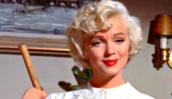 movies, celebs, the seven year itch, marilyn monroe, AMC, ., blonde woman