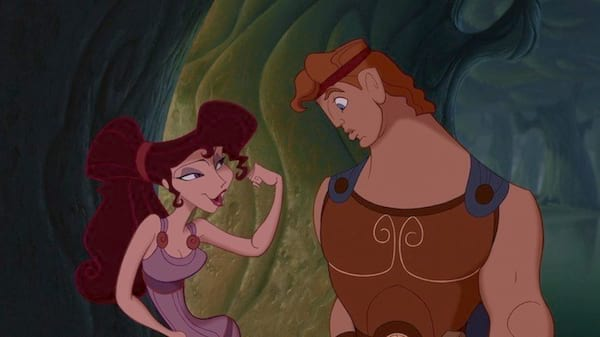 movies, Disney, hercules, meg