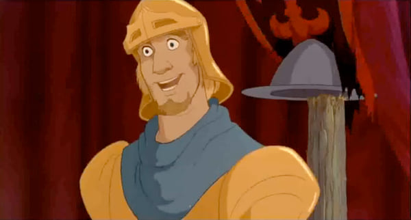 movies, Disney, the hunchback of notre dame, phoebus