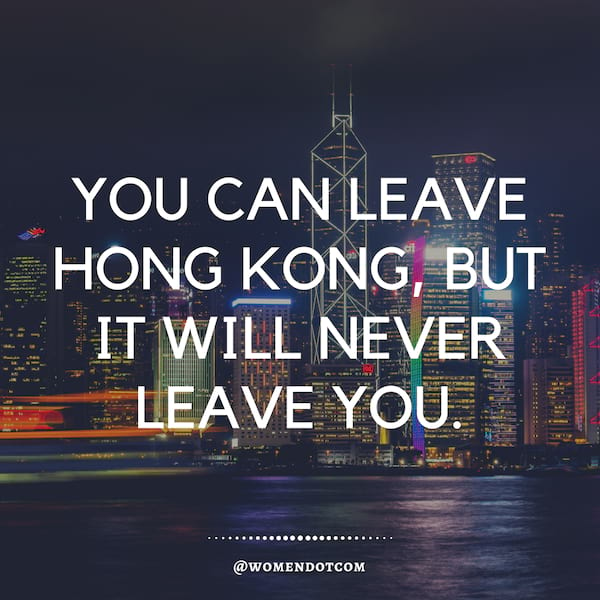 We're Soy Into These 19 Hong Kong Instagram Captions - Women com