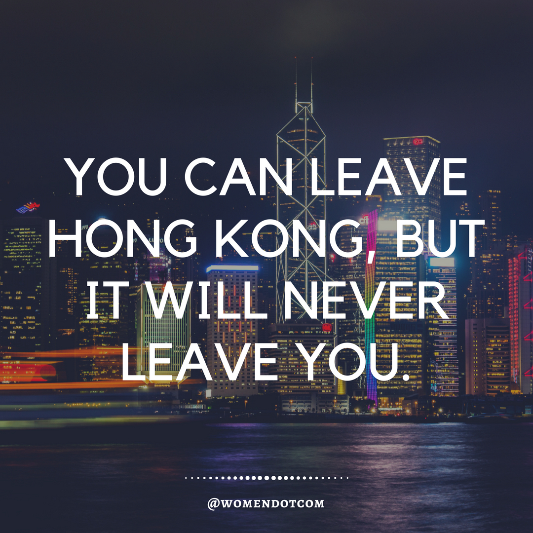 you can leave hong kong but it will never leave you, chinese, China, hong kong instagram captions, quotes