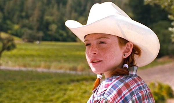 The Parent Trap, Lindsay Lohan, South, Southern, cowgirl, cowboy, country