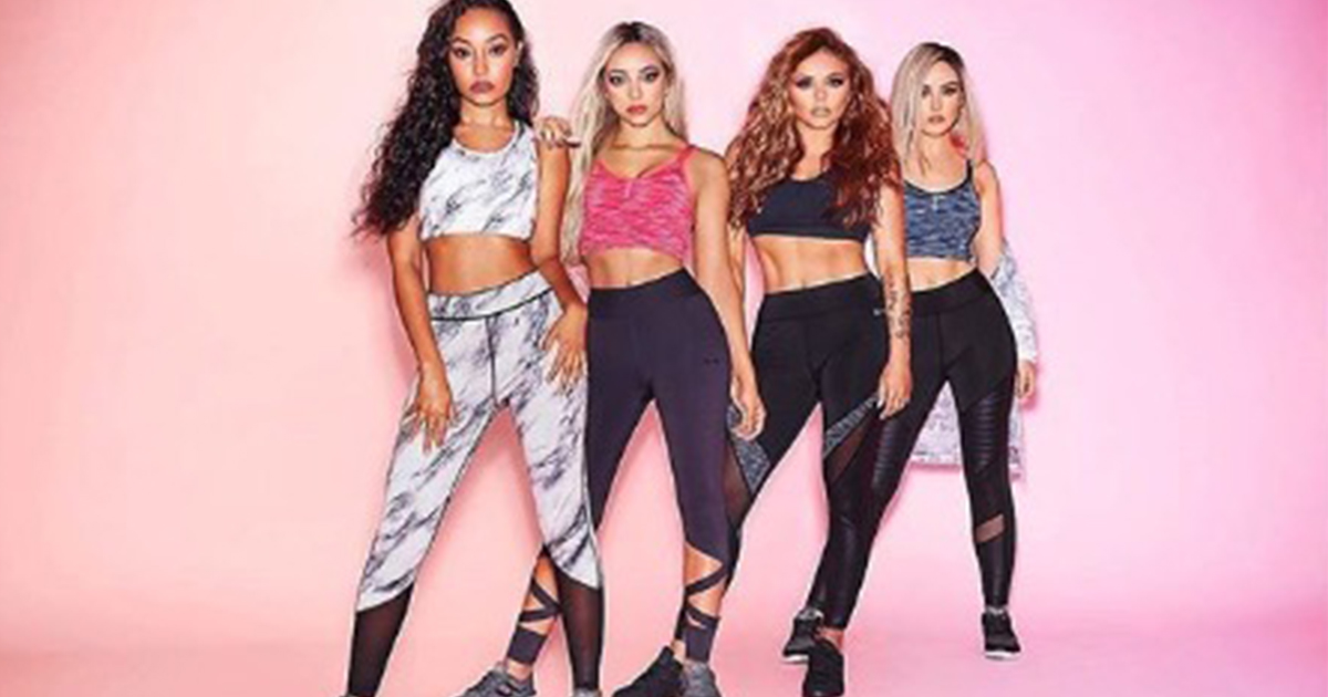Little Mix instagram captions, quotes, lyrics, Perrie Edwards, Jesy Nelson, Jade Thirlwall, and Leigh-Anne Pinnock