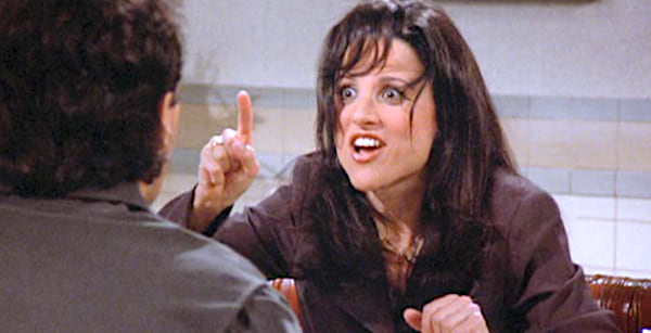 elaine, seinfeld, NYC, brooklyn, liz, new york, hero