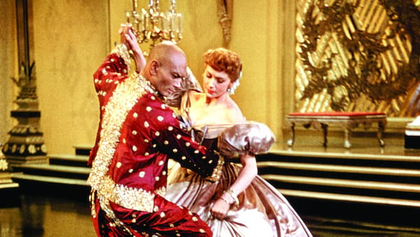 movies, the king and i, yul brynner, debroah kerr