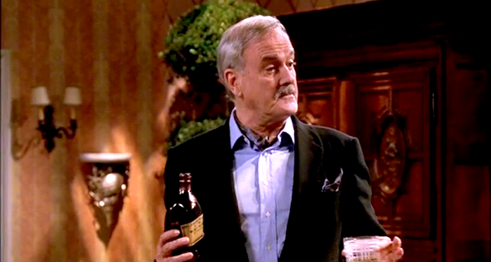 tv, Will and Grace, john cleese as lyle finster