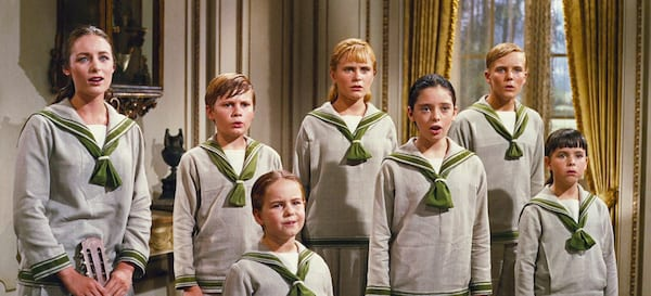 Sound of Music, siblings, birth order, musical, family, sisters