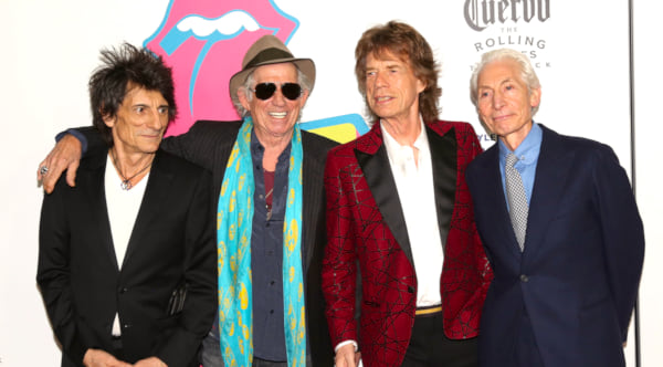 Music, The Rolling Stones
