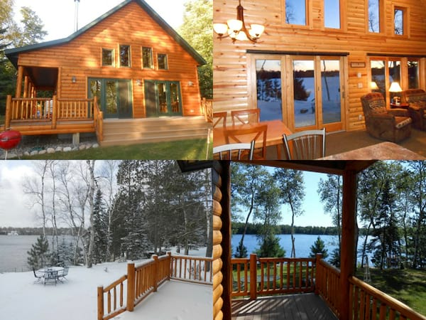 Best Wisconsin Airbnb Cabins Lake-Houses Cottages Lodges