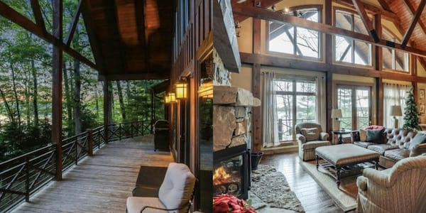 Best Wisconsin Airbnb Cabins Lake Houses Cottages Lodges