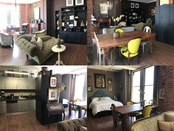 Best Downtown Los Angeles Airbnb Lofts Penthouses And Hotels