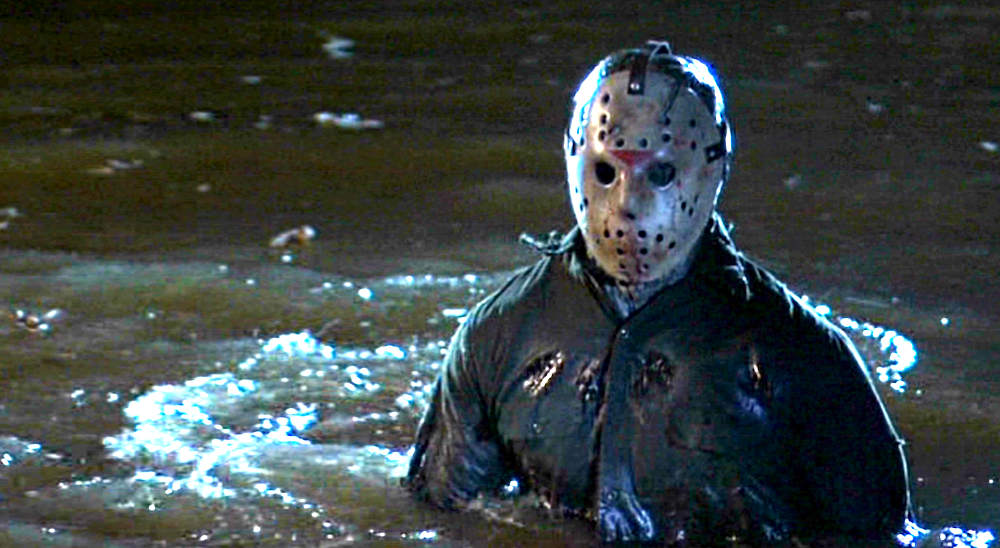 movies, jason voorhees, Friday the 13th