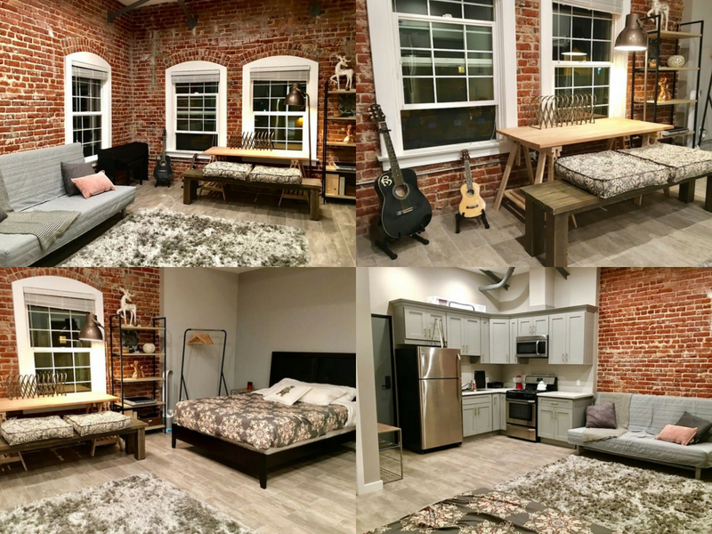 best Hollywood Airbnb lofts studios and guesthouses