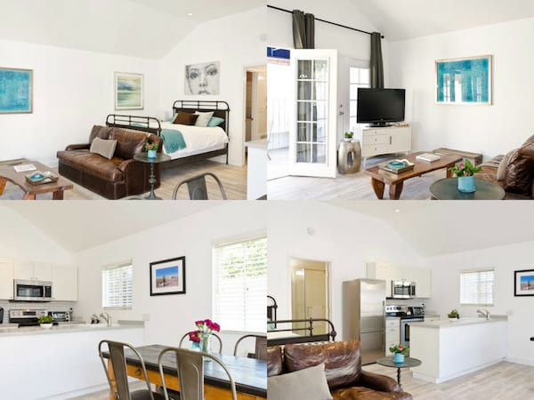 best West Hollywood Airbnb apartments studios lofts
