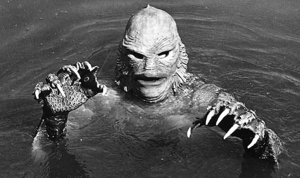 movies, creature from the black lagoon
