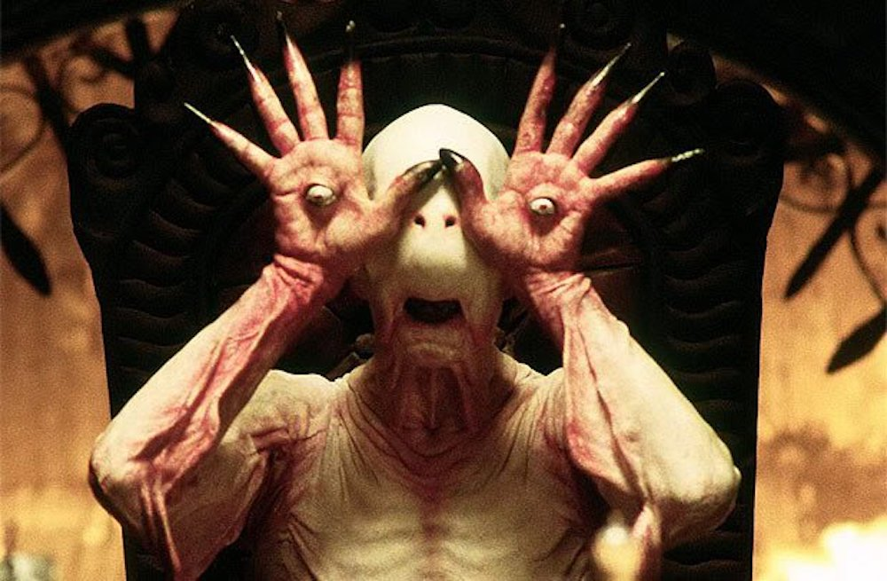 movies, Pan's Labyrinth, the pale man