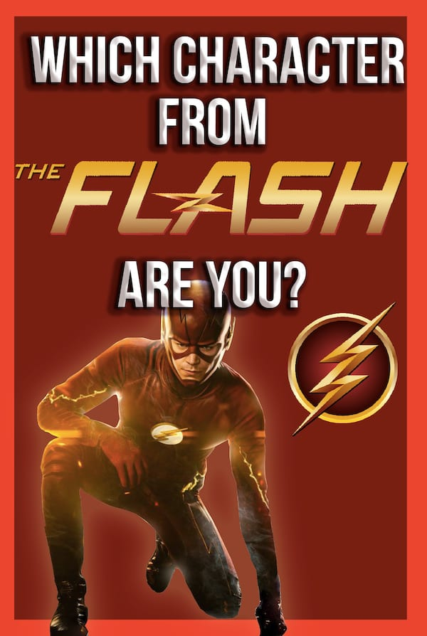 Quiz Which Character From The Flash Are You Women Com