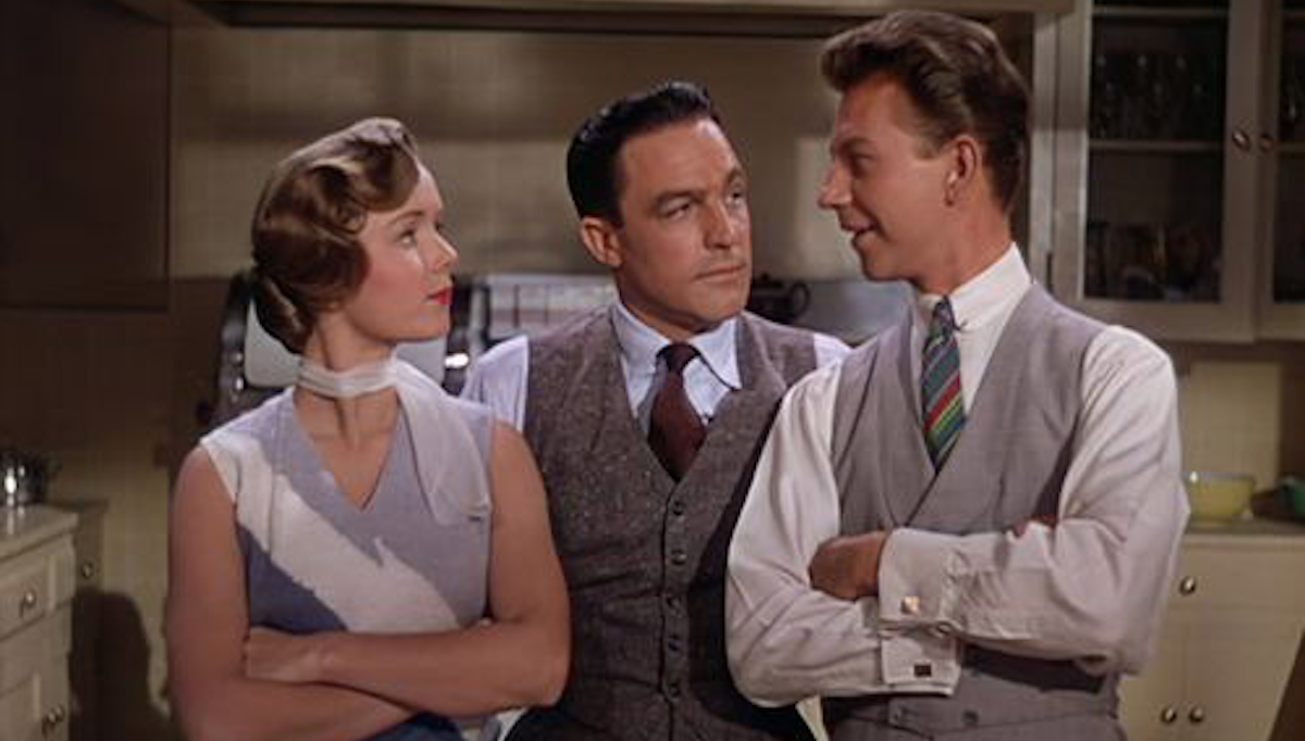 movies, singin in the rain, Gene Kelly, Debbie Reynolds, donald o'conner
