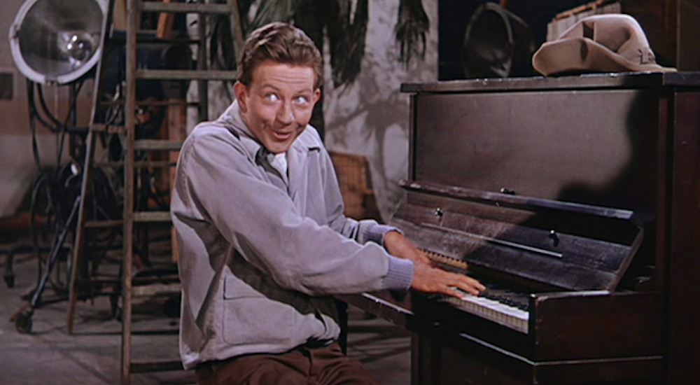 movies, Singin' In The Rain, donald o'conner as cosmo brown