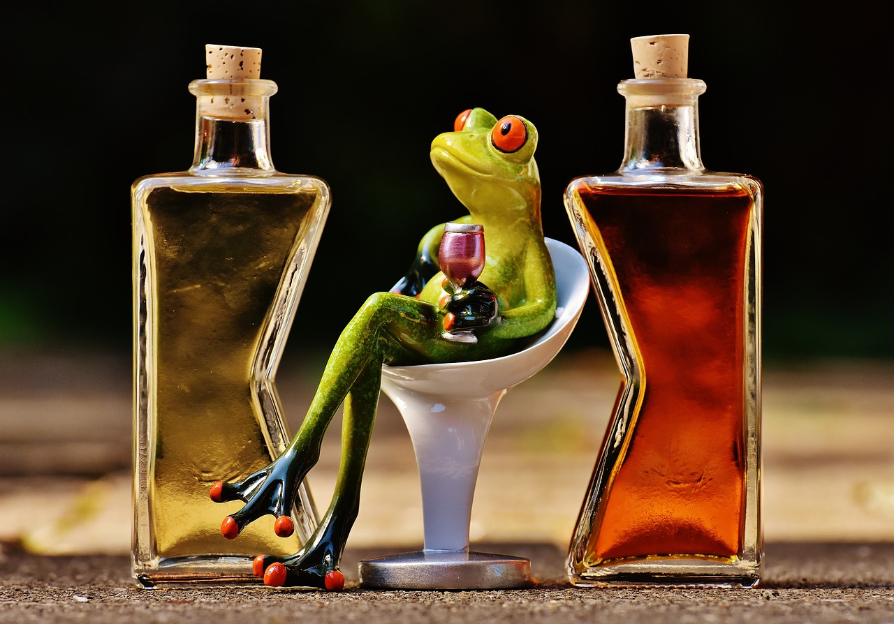 frog cocktail